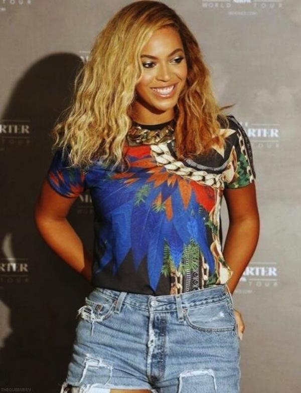 Beyonce Brazil
