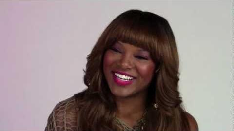 Geared Up Beyoncé - Brittani Washington Interview
