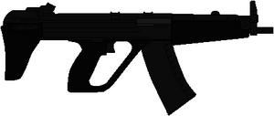Fascirian Infantry Rifle