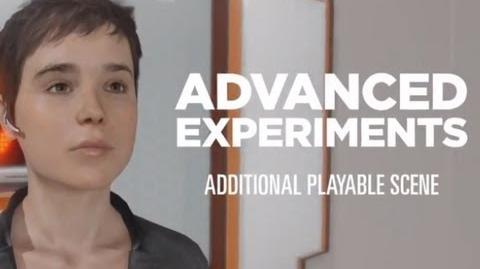 Beyond Two Souls Advanced Experiments Walkthrough Bonus Content Gameplay Special Edition