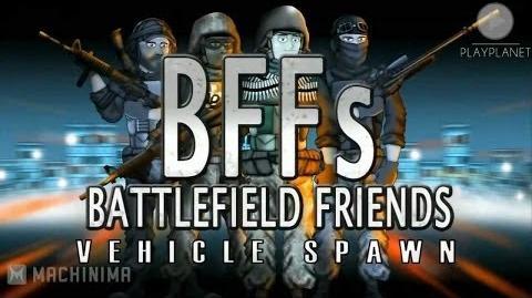 Battlefield Friends Campaign Easter Egg