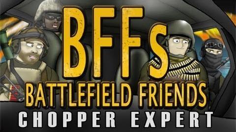 Battlefield Friends (Happy Hour) - Chopper Expert (Season 2 Premiere)