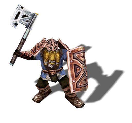 File:Dwarven guardian (closeup).jpg