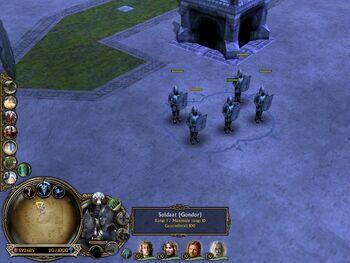 Gondor Soldiers (block mode)