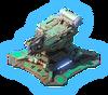 Rocket Launcher (Level 4)