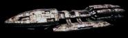 Battlestar Pegasus No 02