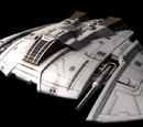 Cylon War Raider