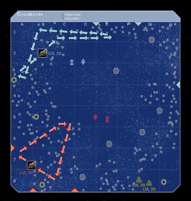 Calibaan Systems Map