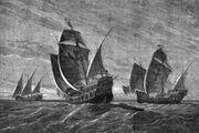 Gustav adolf closs - die schiffe des columbus - 1892