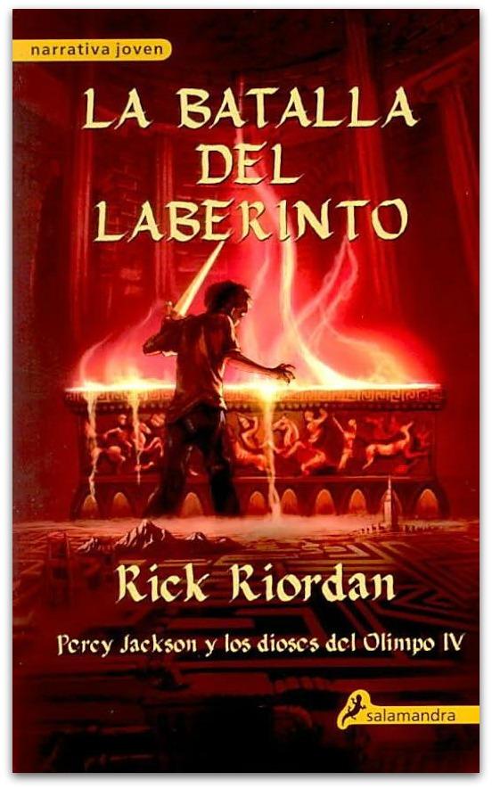 Viajeros de Papel: La batalla del laberinto (Percy Jackson y los ...