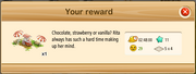 Decor reward 3g