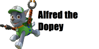 Alfred the Dopey