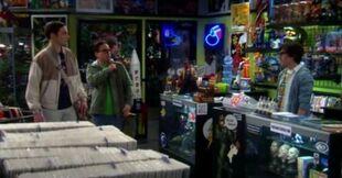 Tbbt Sheldon, Leonard and Dale