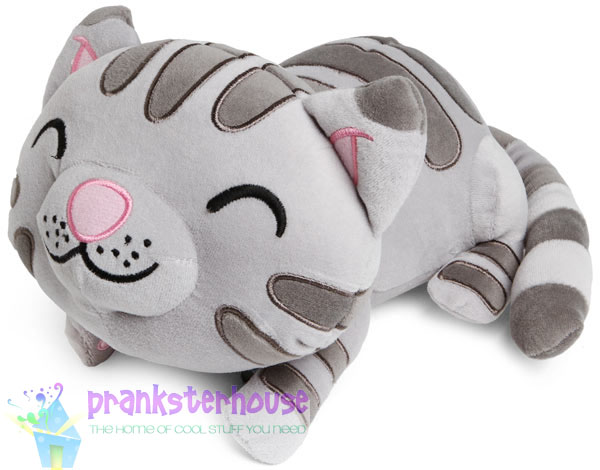 Soft kitty plush