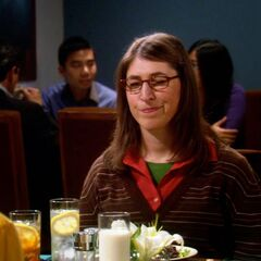 Amy is impressed by Sheldon's math capabilities