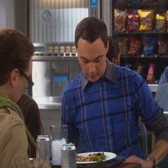 Sheldon giving Leonard dating advice?