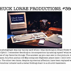 Chuck Lorre Productions, #366.