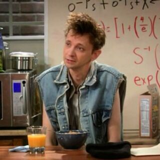 Toby the physicist and part time actor.