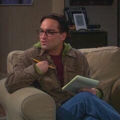 Leonard the therapist
