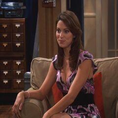 Sheldon's beautiful twin sister.