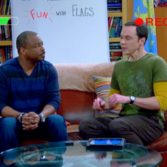 LeVar Burton returns to