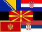Balkans Flag