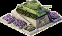 T-34 Tank Monument