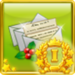 Santa Claus' Hope Achievement Icon Gold I