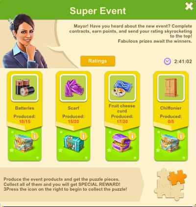 PuzzlePieces SuperEvent