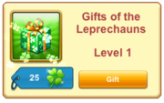 Gift of the Leprechauns