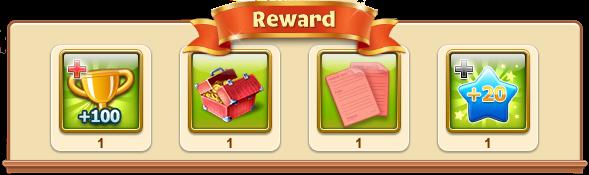 Warehouse Reward
