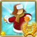 Catch a Snowball Achievement Icon Gold III