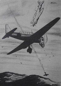 Stead-mitsubishi bomber