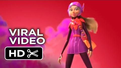 Big Hero 6 VIRAL VIDEO - Honey Lemon (2014) - Disney Animation Movie HD