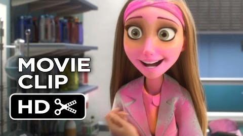 Big Hero 6 MOVIE CLIP - Meet The Team Honey Lemon (2014) - Genesis Rodriguez Movie HD