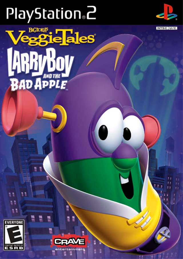 LarryBoy and the Bad Apple (video game) | Big Idea Wiki | Fandom ...