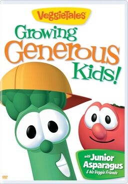 DVD GenerousKids