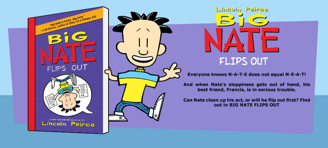 File:Big Nate Flips Out poster.png