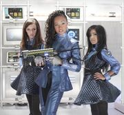 15. Kats Crew- Shanya, Kat & Jay Jay