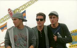 Kendall, Carlos and Logan