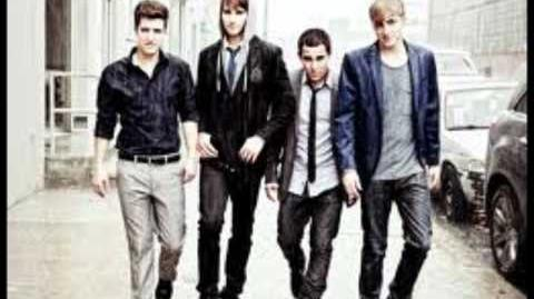 Big time rush invisible