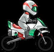 1 S bike