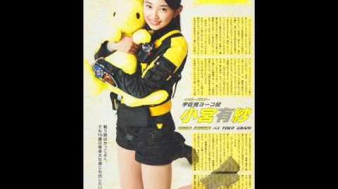 Shinpai Honey Bunny - Komiya Arisa & Suzuki Tatsuhisa