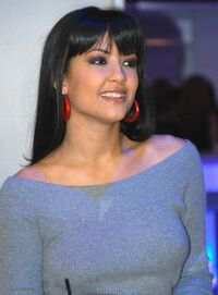 Carmen Hart at AEE 2007 Thursday 1