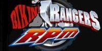 Power Rangers RPM: Get in Gear!