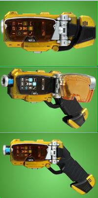 Morphin' Blaster2