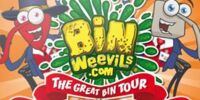 Bin Weevils: The Great Bin Tour