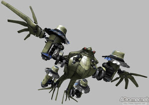 Binary Domain - Iron Raptor