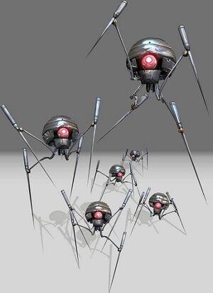 Binary Domain - Needle Bug