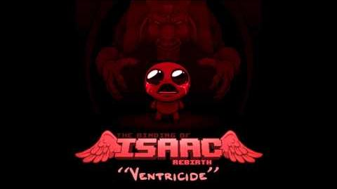 Binding of Isaac Rebirth Ventricide